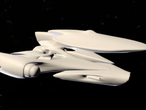 Shippy abc 3D model
