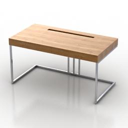 Table Porada Kepler 3d model