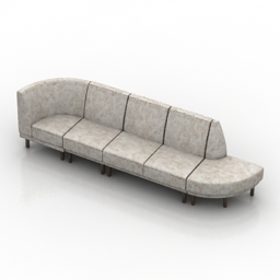 Sofa SB-Line avanta 3d model