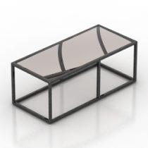 Table City Slicker Formdecor 3d model