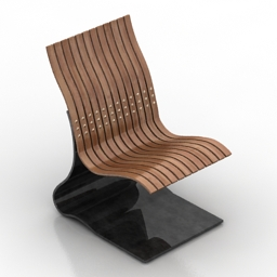 Chair by Edward Johnson