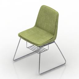Chair modern 3d model