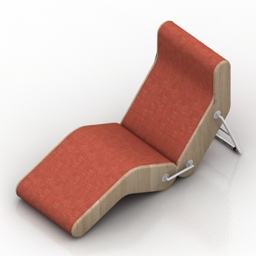 Lounge Eero Aarnio 3d model