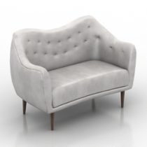 Sofa Onecollection 3d model