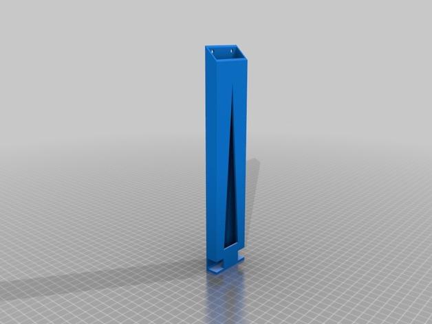 Batterie Spender AAA Wandmontage