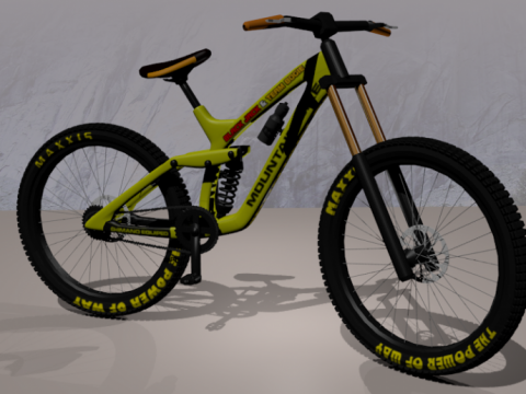Bogie Mountain Bike