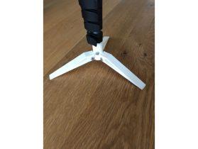 Manfrotto Compact Advanced Monopod Tripod Feet Mod