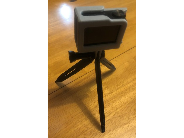 Minimalist GoPro Tripod