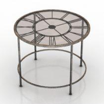 Table free 3d model