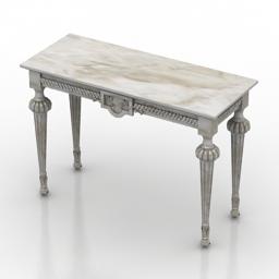 Table MODA Stem 3d model