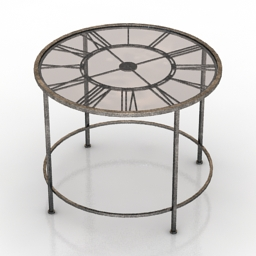 Table free 3d model