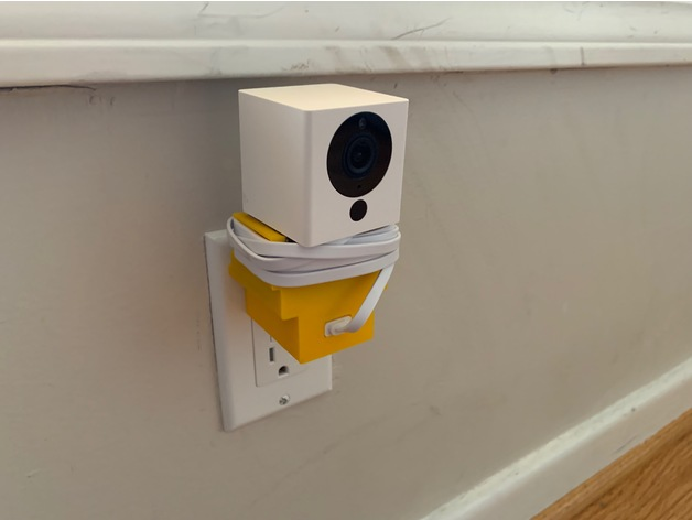 Wyze Cam Outlet Mount