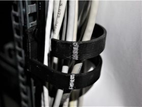 Cable Guide for 1U 19 Rack
