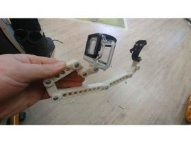 Gopro extensions male to male and standard