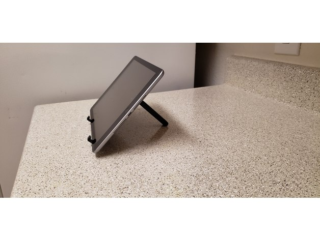 Minimalistic Tablet Stand, Adjustable