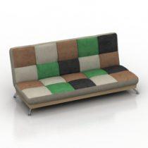 Sofa Fanny 3d model
