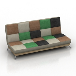 Sofa Fanny 3d model