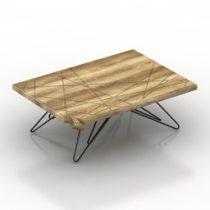 Table HQ 3d model