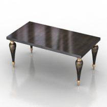 Table marcello 3d model