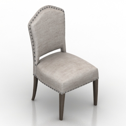 Chair Andrew Martin Bacall 3d model