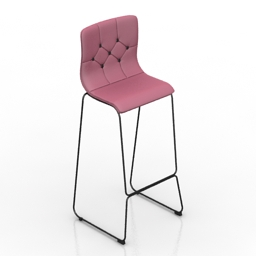 Chair Bary 3d model