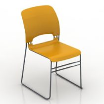 Chair HMI Limerick 3d model