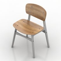 Chair Idea Sid free 3d model