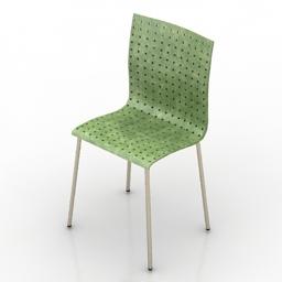 Chair Matt 3d model