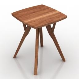 Chair Senteria 3d model
