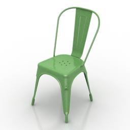 Chair Tolix 3d model