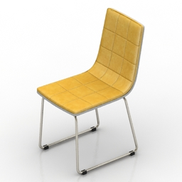 Chair Tom 3d model free