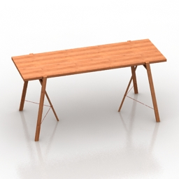 Nils Moorman 5 Family Table 3d model