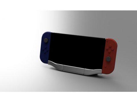One hand modular dock for Nintendo Switch