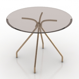 Table Bright 3d model
