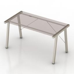 Table FLAT 3d model