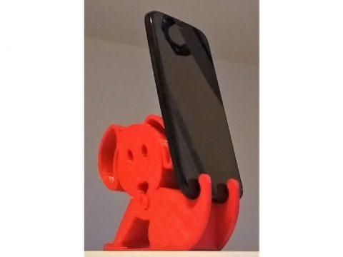 Dog Phone Holder