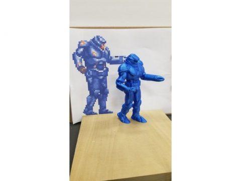 E-SWAT 3D model