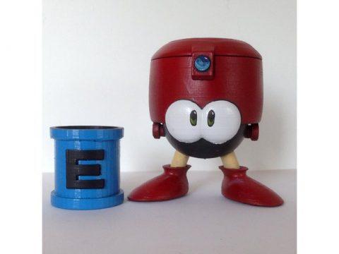 Eddie - Megaman - E-tank
