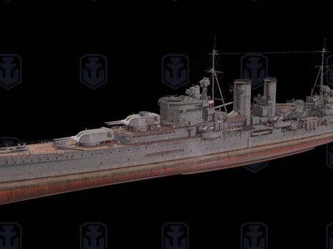 Exeter 3D model