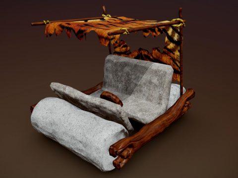 Flinstones 3D model