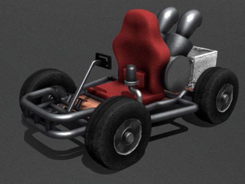 Go Kart Mario Furiozo