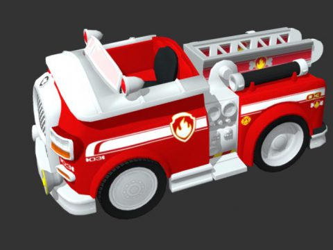 Marshall Fire Vehicle