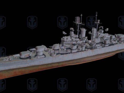 Montpelier 3D model