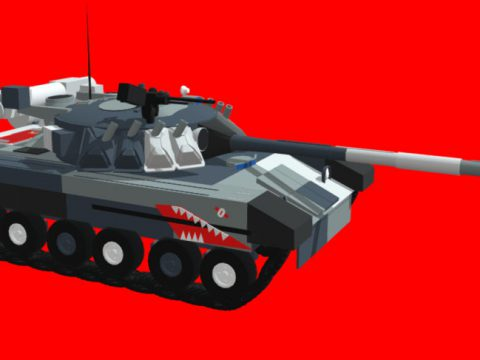My T-80