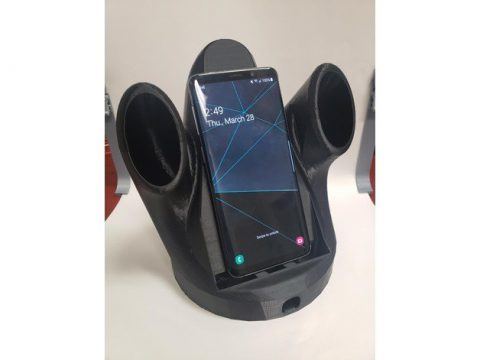Phone Stand Amplifier