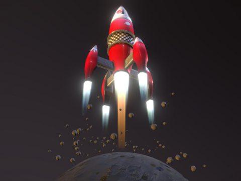 Rocket Scene