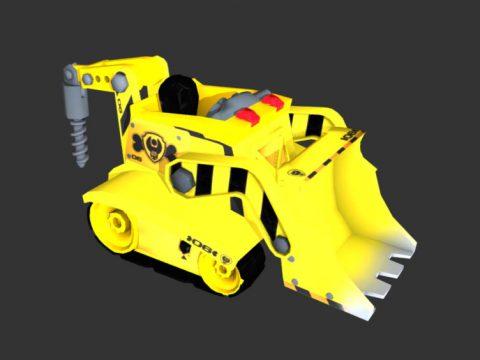 Rubble Vehicle