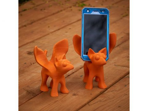 Sampson the Baby Nymph Dragon - Phone Stand - Support