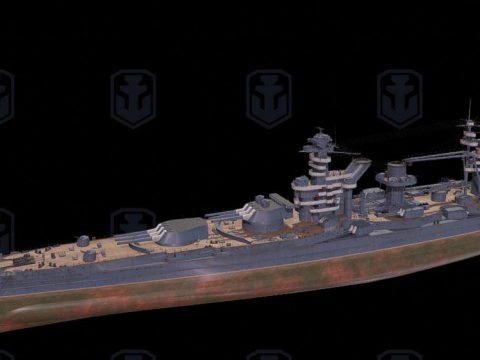 Sinop 3D model