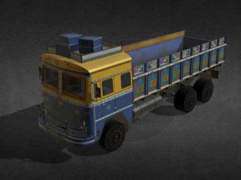 TATA 2515 3D model